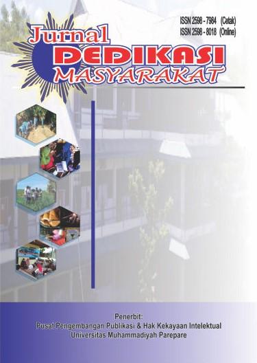 JURNAL DEDIKASI MASYARAKAT